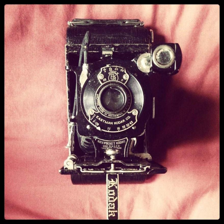 Old Kodak Camera