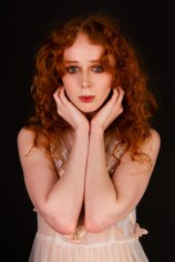 Close up portrait of Gemma
